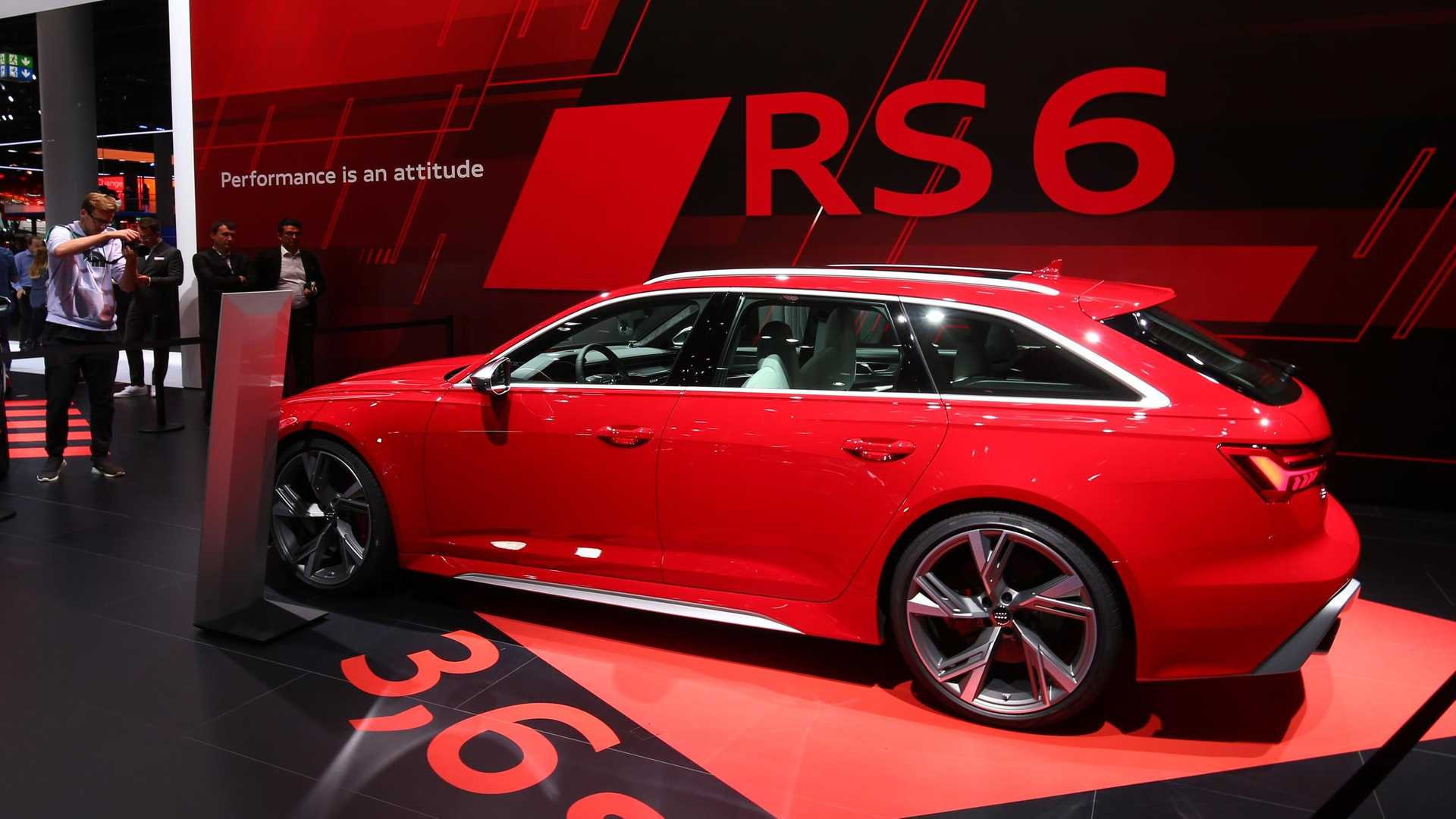 Frankfurt Auto Show 2020.Audi Hints At Hotter Rs6 Rs7 Hybrids With More Power