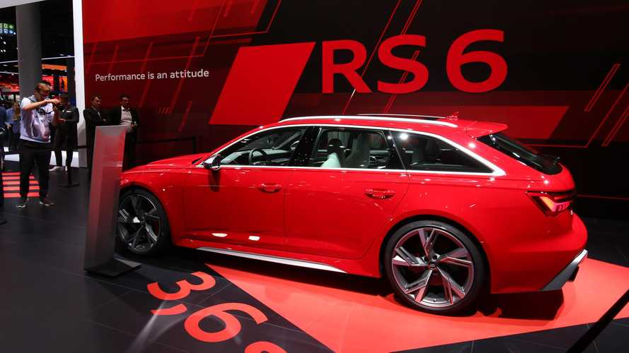 Audi Hints At Hotter RS6, RS7 Hybrids With More Power