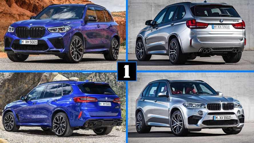 Que vaut le nouveau BMW X5 M par rapport au précédent ?