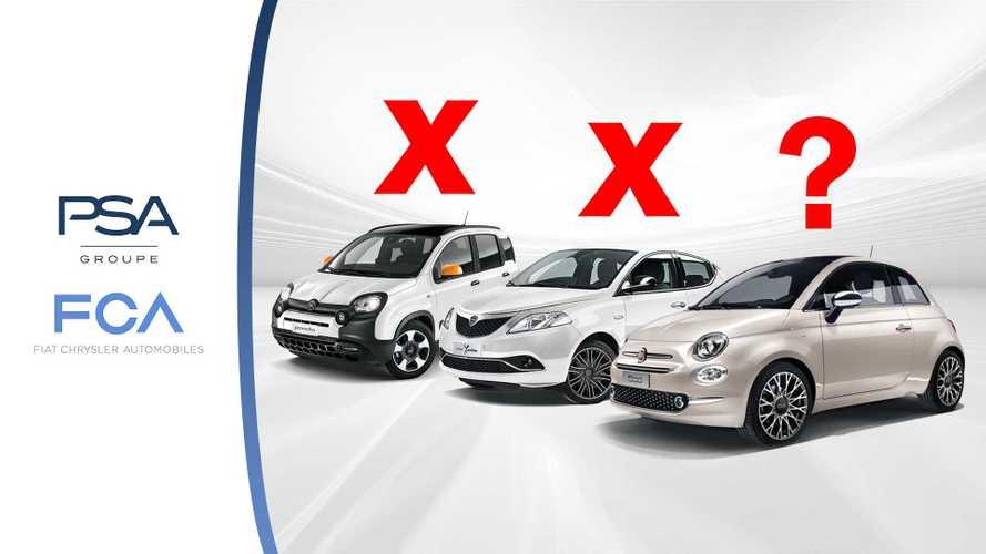 Fiat potrebbe dire addio a Panda e Ypsilon mentre la 500 si trasforma