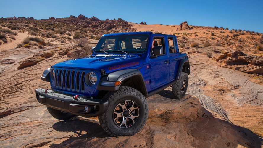 Jeep Wrangler, Gladiator Factory Two-Inch Lift Kit Introduced