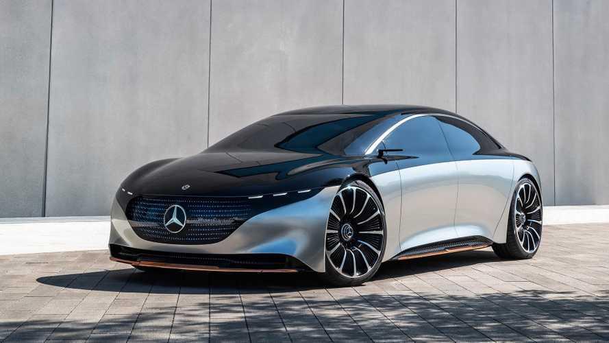 El Mercedes-Benz EQS llegará en 2021 y podría tener una versión AMG