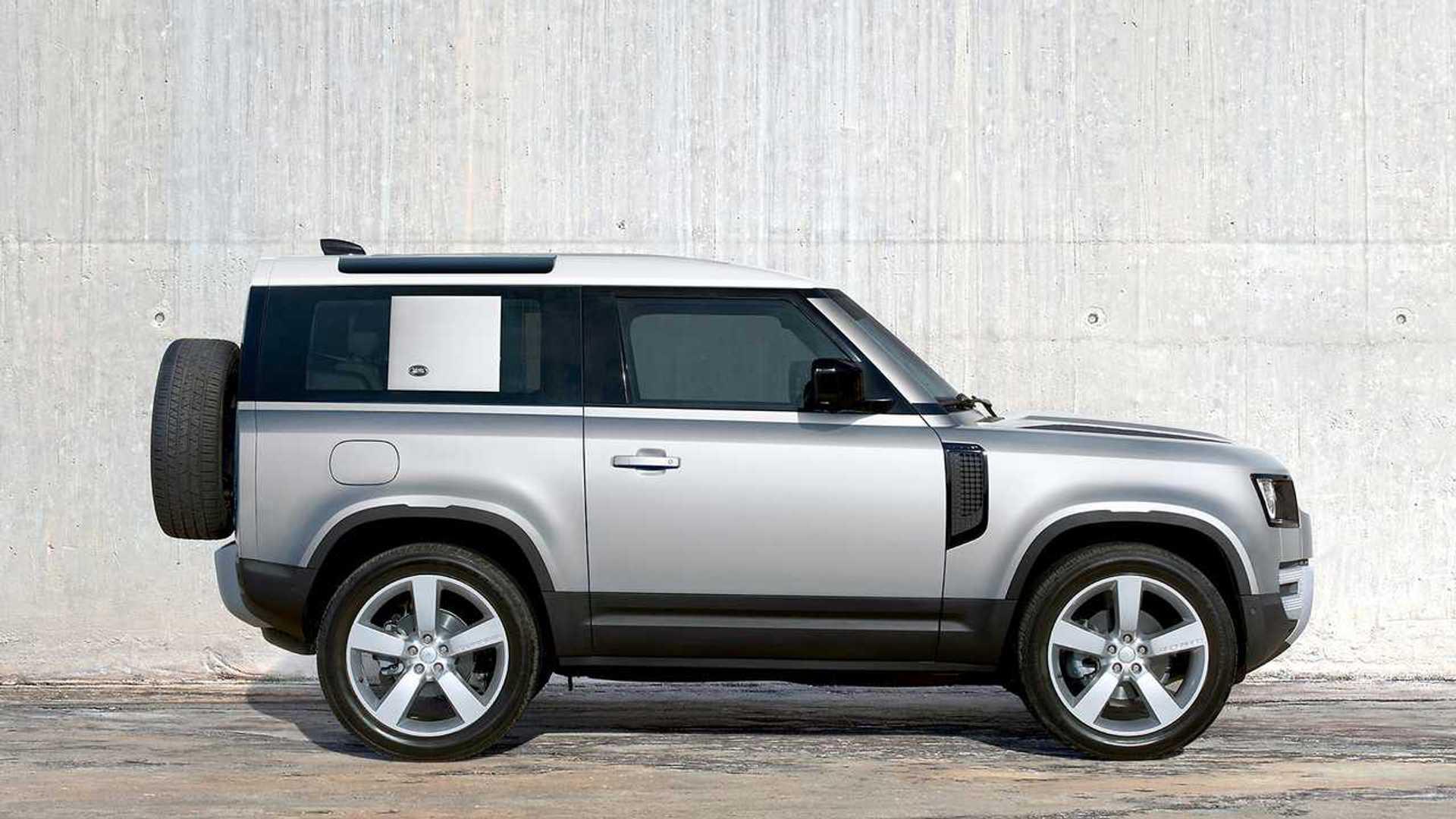 2020 Land Rover Defender Videos Highlight The Modernized Off-Roader