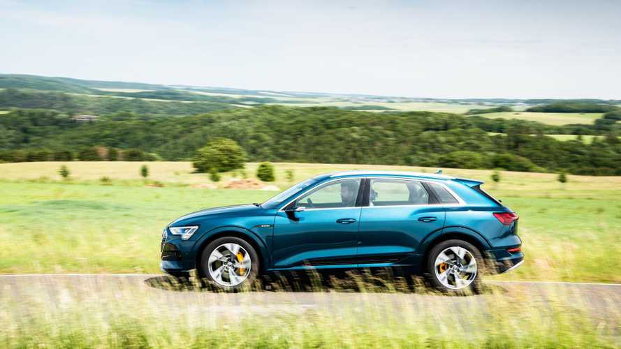 Audi e-tron Sales In The U.S. Continue On Upward Trend
