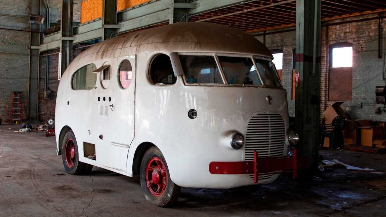 1937 Western Clipper Motorhome To Sell At No Reserve