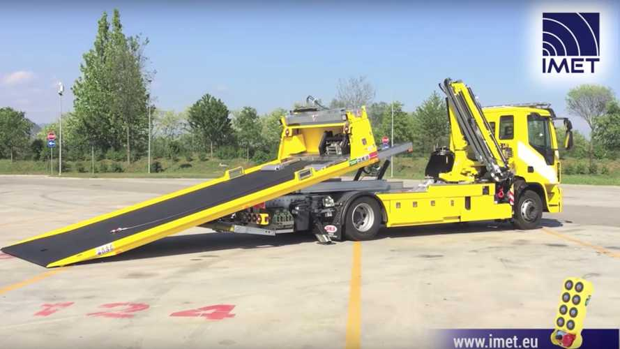 No, This Is Definitively The Best Tow Truck In The World