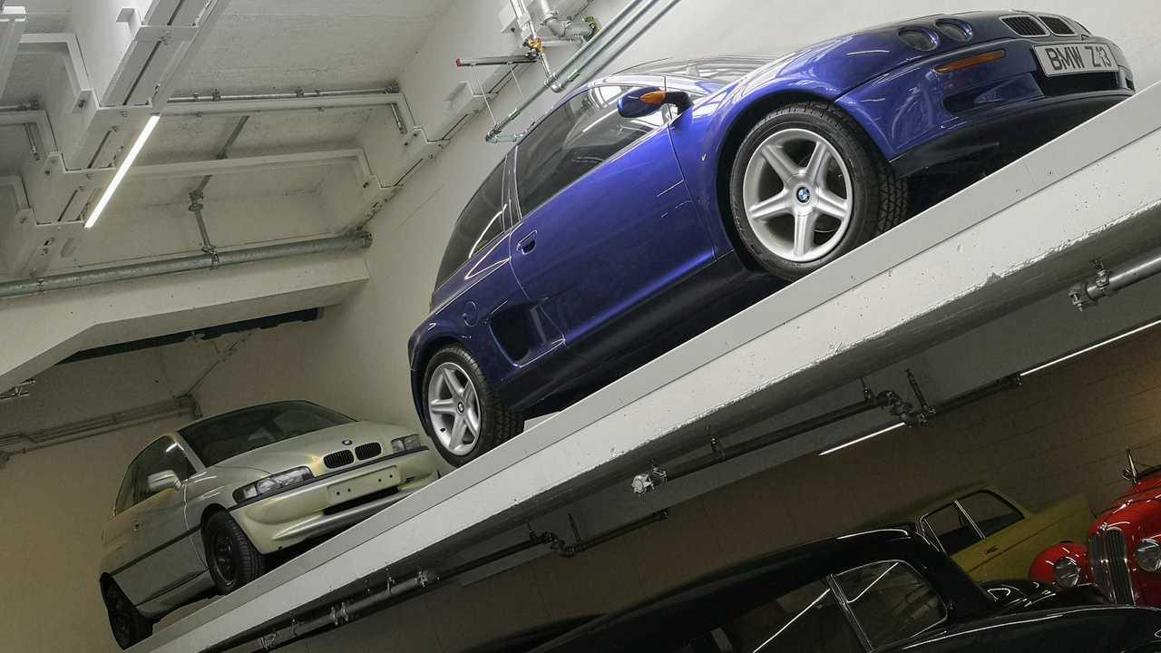 BMW E1 (1991) и Z13 (1993)