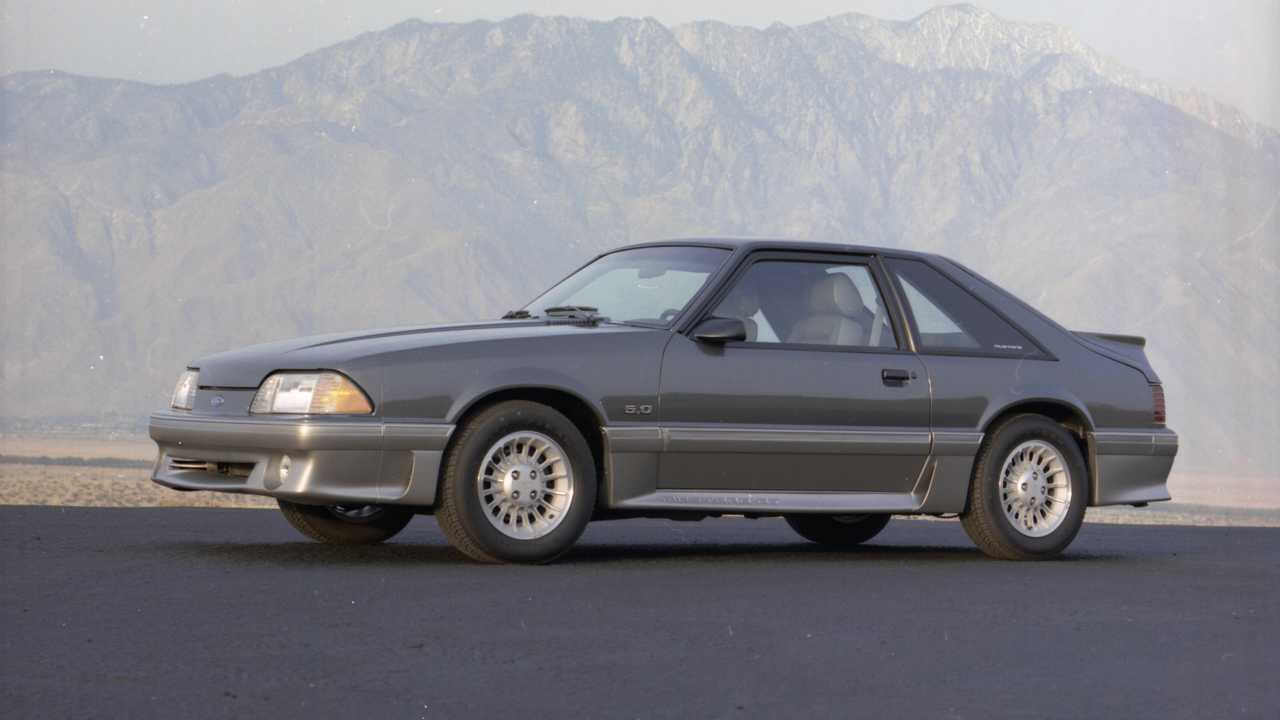 Ford Mustang GT 1989