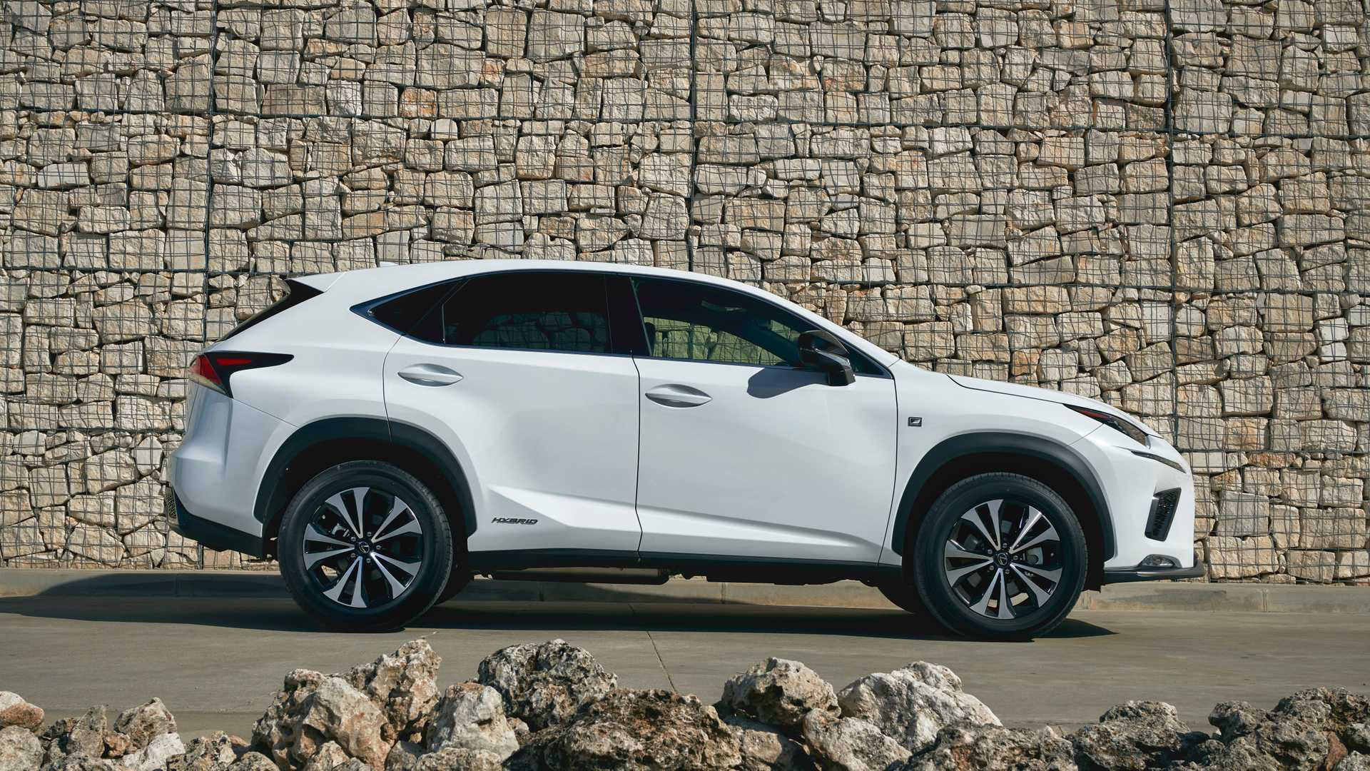 2021 Lexus Nx Concept and Review