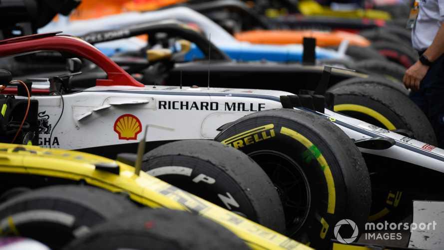 F1 teams back open-source designs proposal