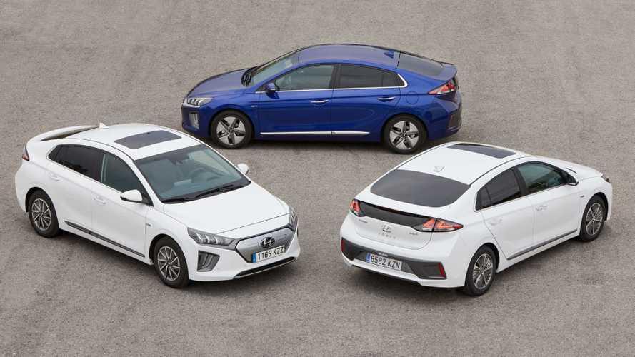 Primera prueba Hyundai IONIQ 2019, fórmula revisada y mejorada
