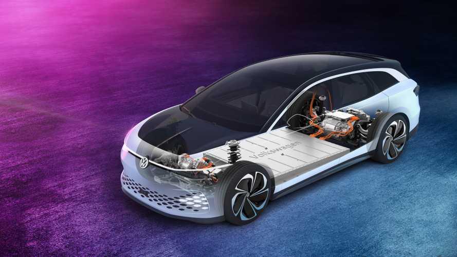 Запас хода большого электрокара Volkswagen превысит 700 км