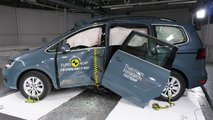 Volkswagen Sharan Crash Test Euro NCAP 2019