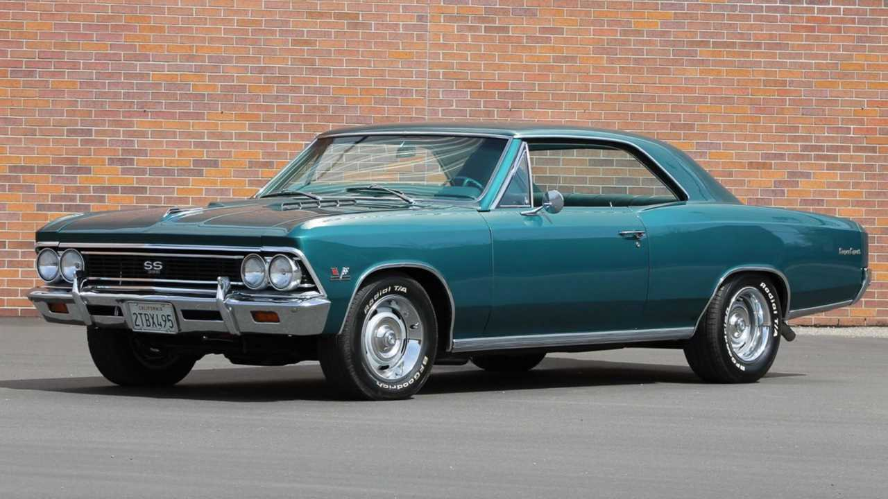 1969 Chevrolet Chevelle SS 396 Is A True Tropic Paradise