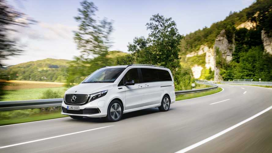 Mercedes EQV (2019) - Toutes les infos, toutes les photos