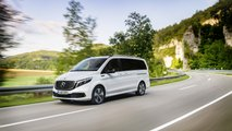 Mercedes EQV: Elektro-Transporter jetzt zu Preisen ab 71.388 Euro bestellbar