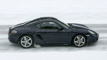 SPY PHOTOS: Porsche Cayman Facelift