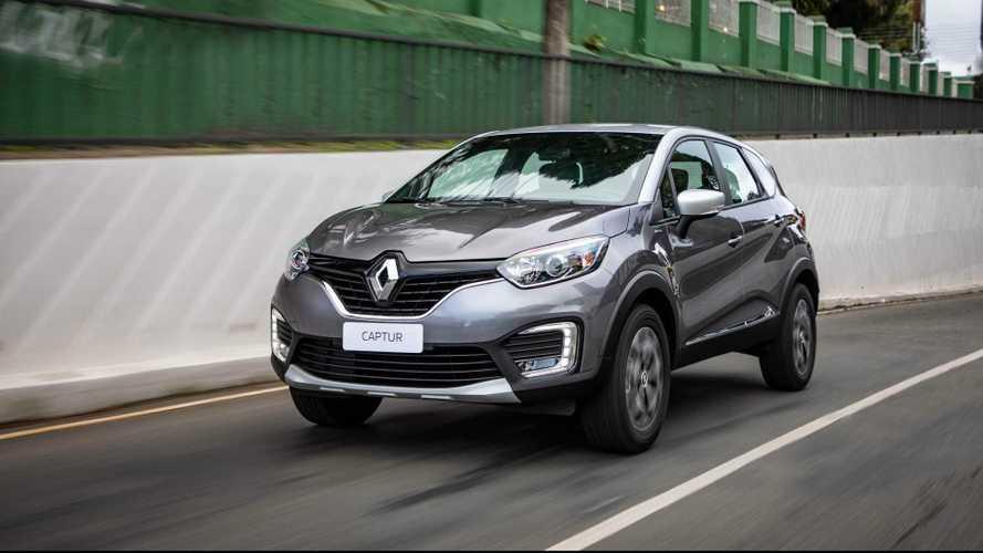 Renault Captur 2020 é vendido em versão única antes de mudar