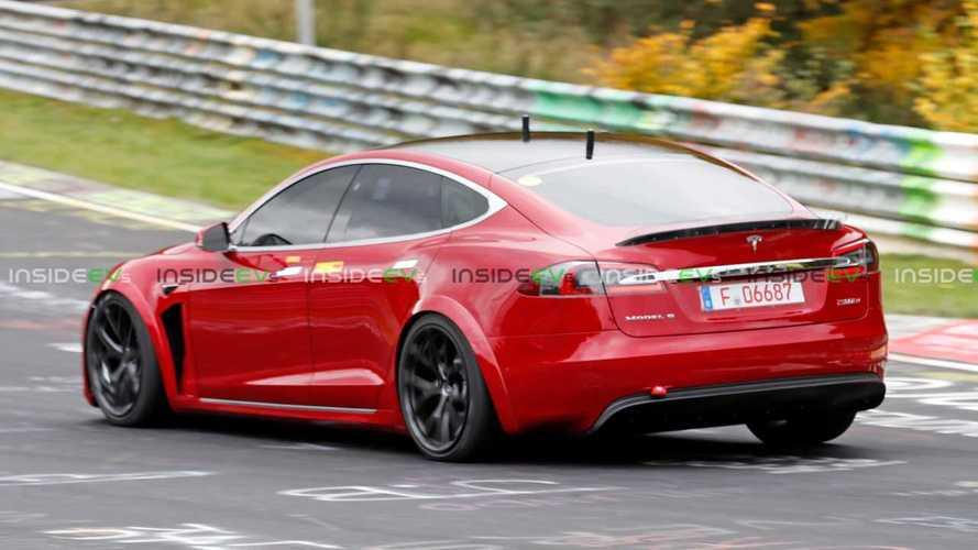 Musk a sorpresa: la Tesla Model S Plaid avrà le batterie 4680 strutturali