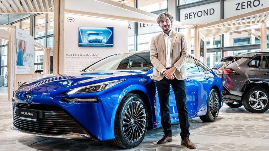 Toyota al Meeting di Rimini per parlare di mobilità sostenibile