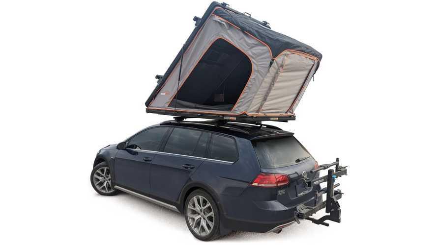 Оцените автомобильную палатку за 300 000 рублей