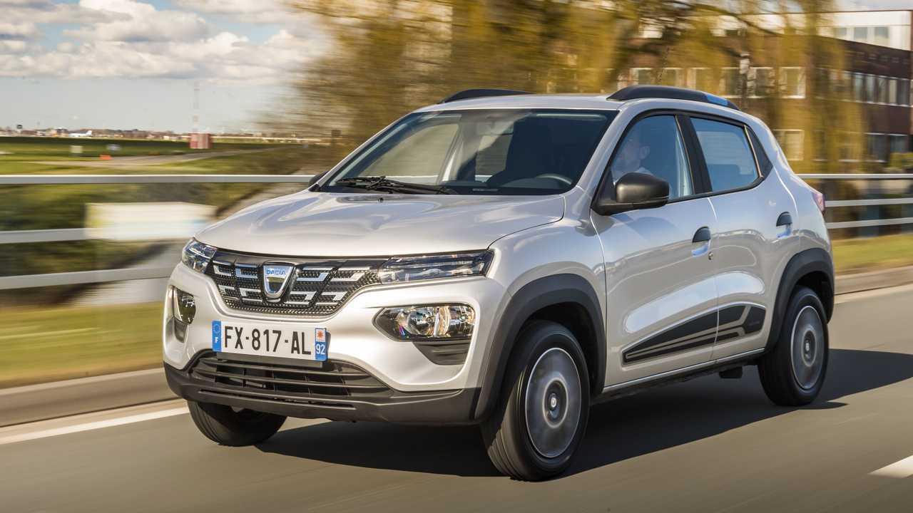 Dacia Spring Electric: Ab 20.490 Euro