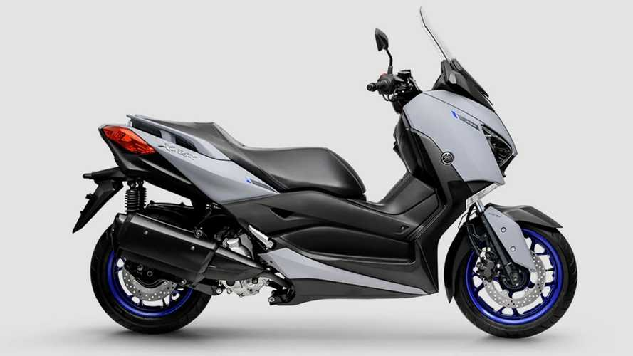 Yamaha XMax 250 2022 - Brasil