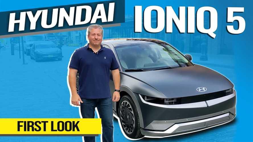 Hyundai Ioniq 5 First Look Review
