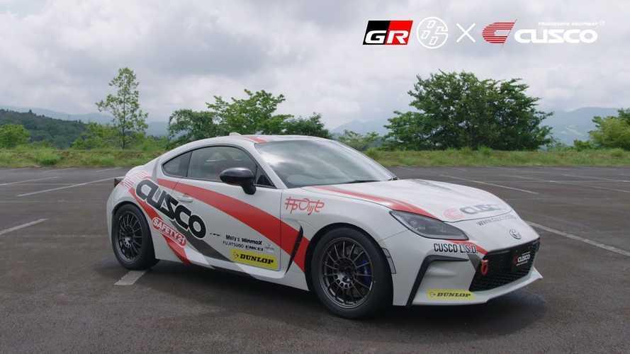 Toyota Kerja Sama dengan Tuner Jepang, Modifikasi GR 86 2022