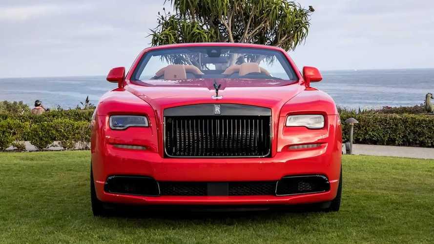 Bespoke Roll-Royce Phantom And Dawn