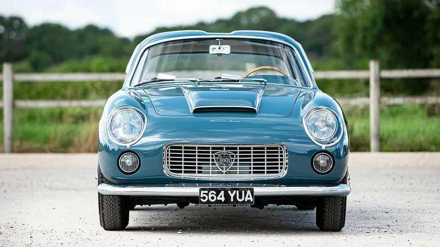"""Foto - Lancia Flaminia Sport Zagato """"pre serie"""" (1959)"""