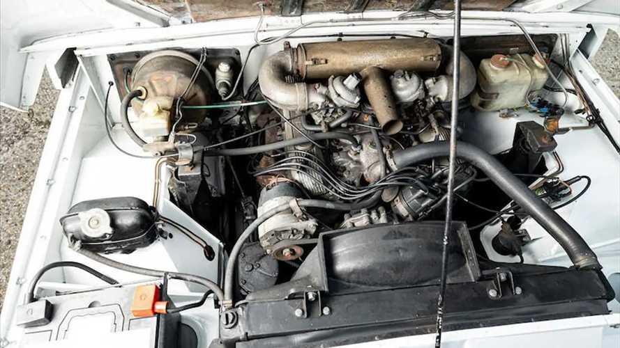Range Rover 1972
