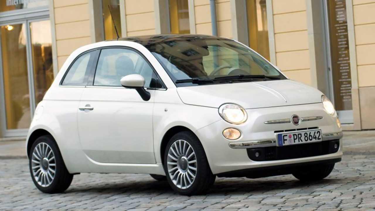 Fiat 500 (seit 2007)