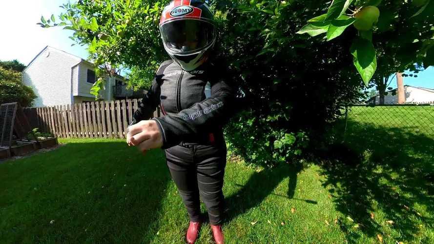 Pando Moto Kusari Kev 02 Women's Motorcycle Jeans