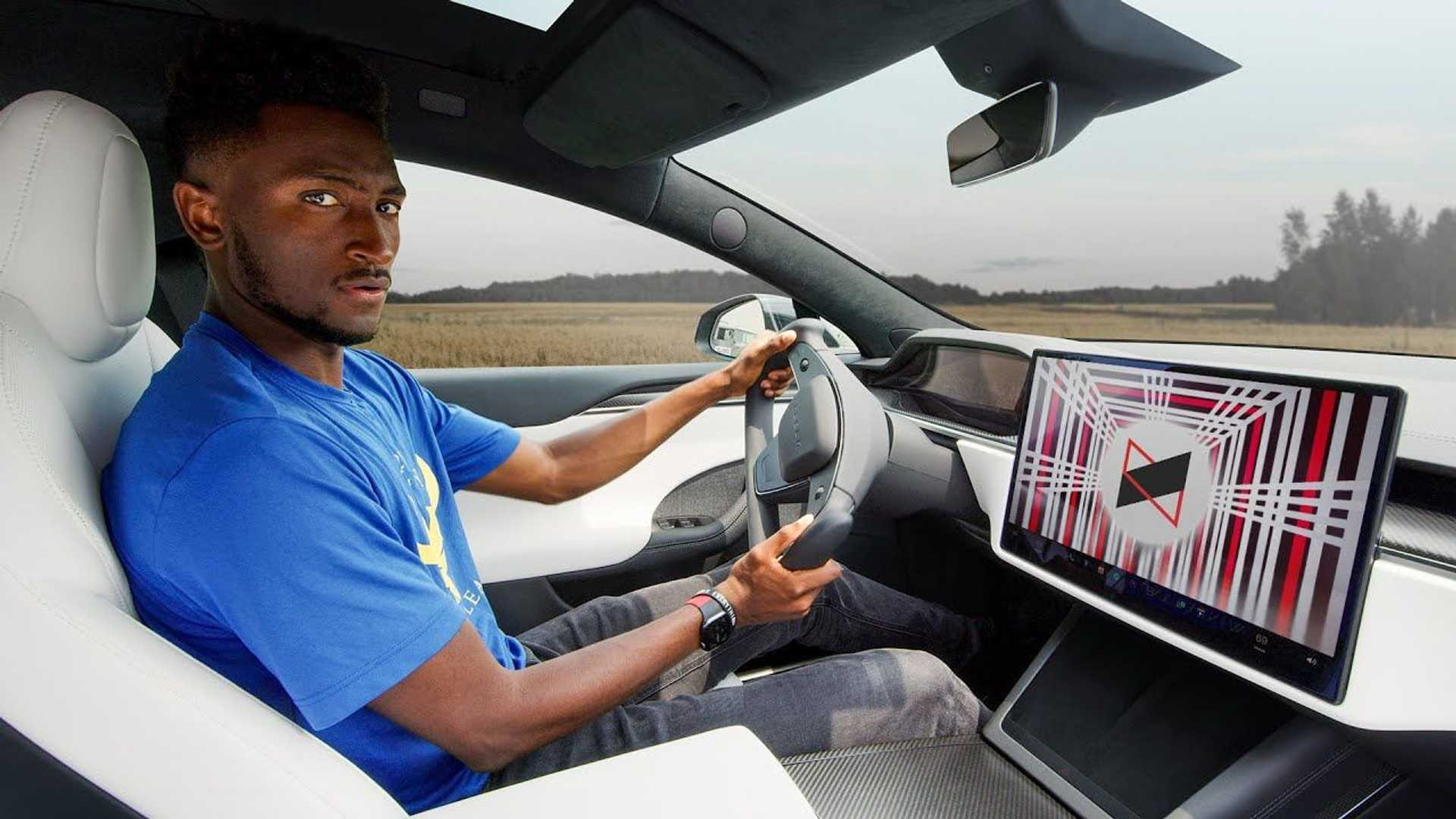 Tesla Model S Plaid: MKBHD's Highly Anticipated Review Is Here