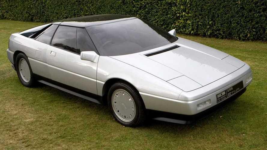 Lotus Etna concept 1984