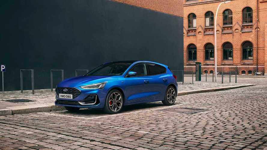 Ford Focus 2022, con motores electrificados y más tecnología