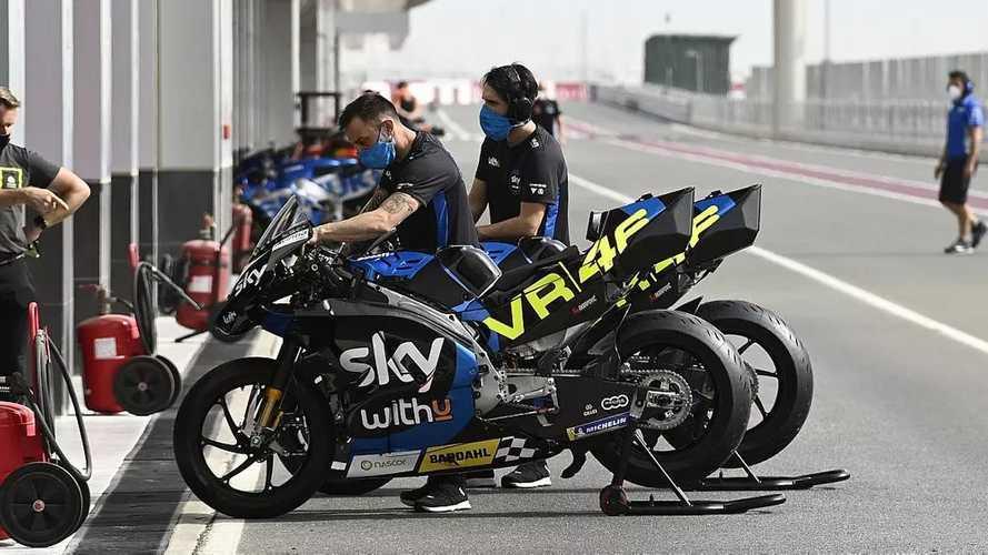 Suspendido un mecánico de MotoGP por falsificar una prueba PCR