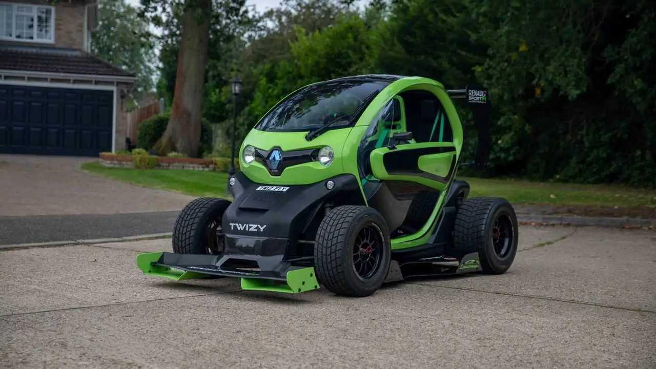 Renault Twizy par Oakley Design
