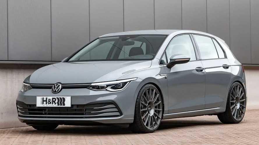 H&R-Gewindefedern für den VW Golf VIII