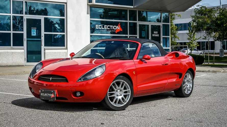Toyota MR2 Caserata By Modellista Is An Eclectic $37,000 Roadster