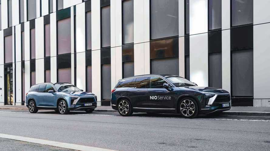 NIO Officially Introduces ES8 In Norway
