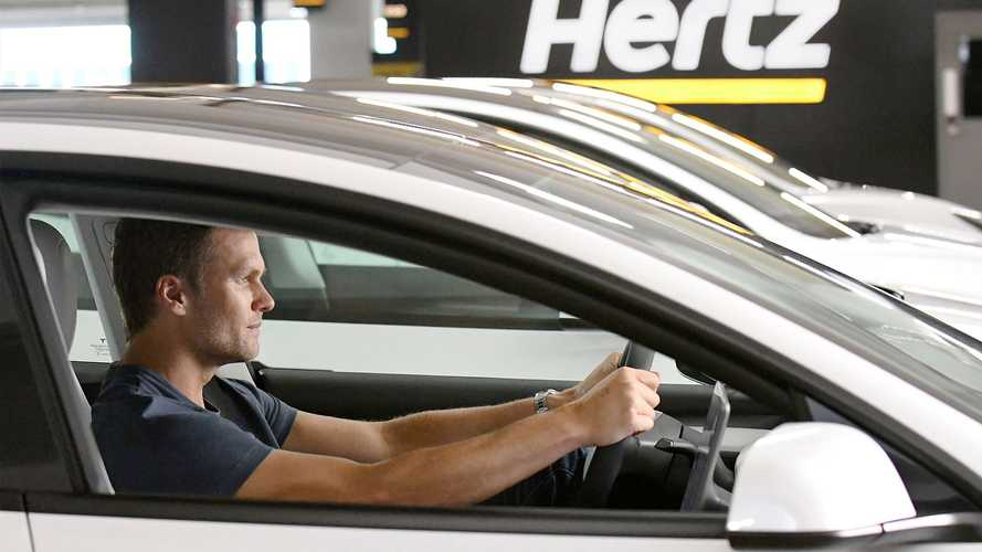 Hertz's Tesla Order Might Increase To 200,000 Due To Uber Deal