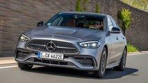 Mercedes C-Klasse (2021): Jetzt als Plug-in-Hybrid bestellbar