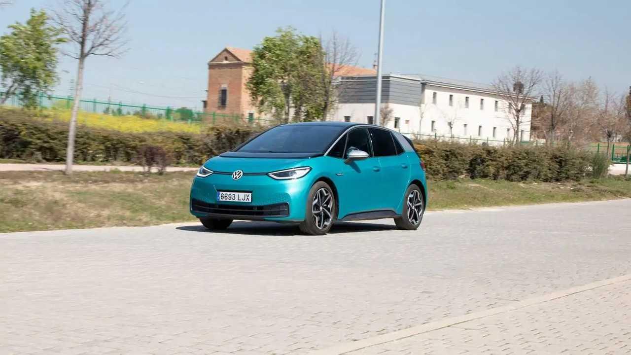 Prueba Volkswagen ID.3 1st Edition 204 CV y batería de 58 kWh