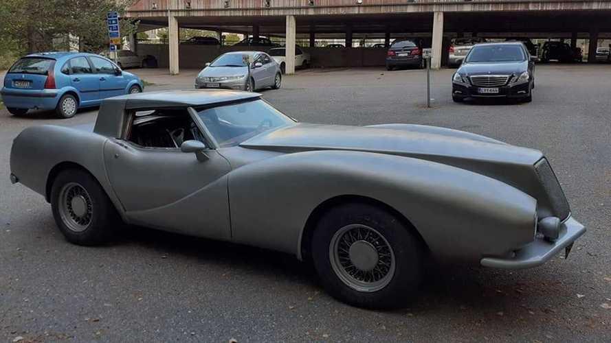 Una Chevrolet Corvette finlandese? Guardate che calandra!