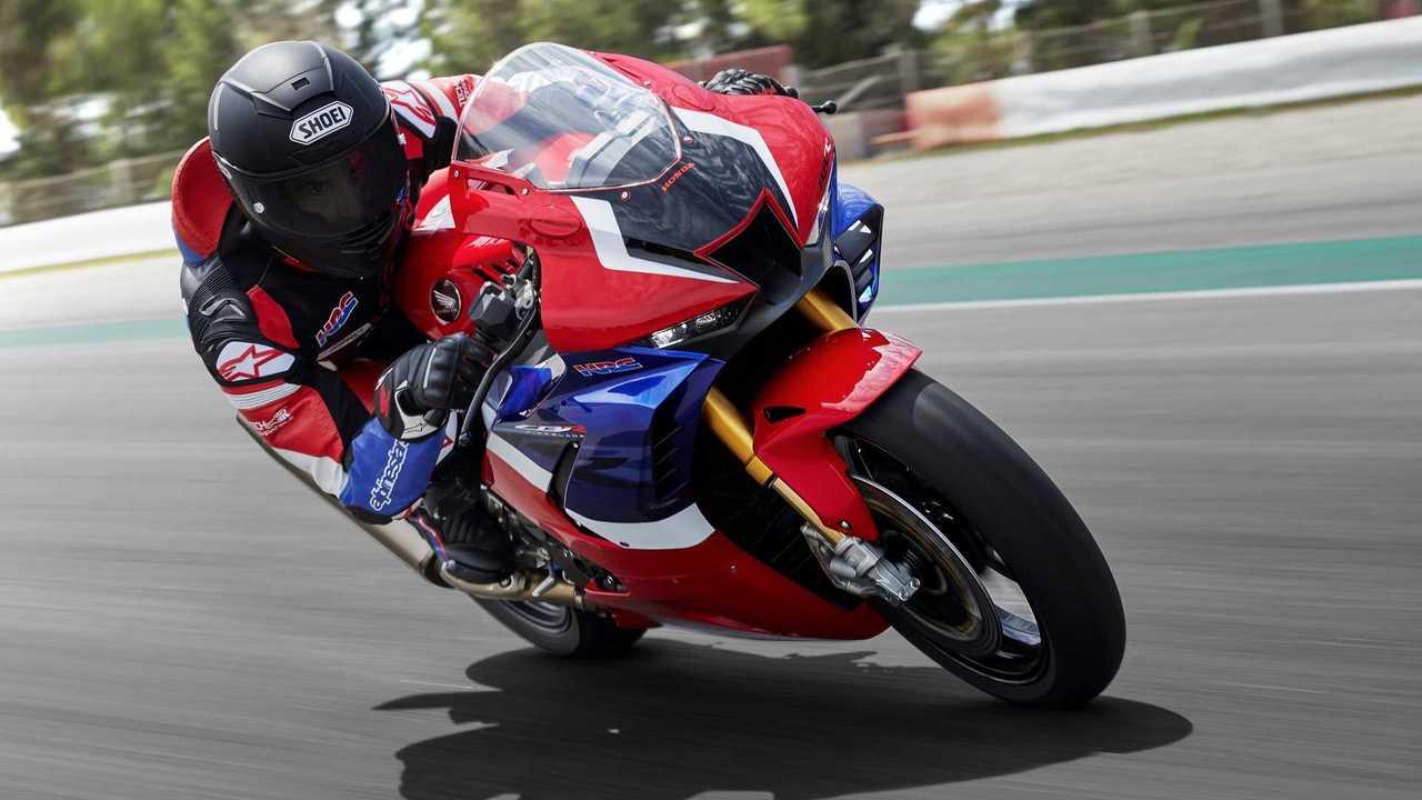 Honda CBR 1000RR-R Fireblade 2022