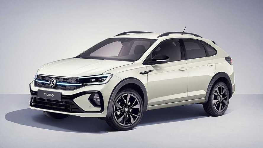 Volkswagen Taigo 2022 é o Nivus europeu mais equipado e potente