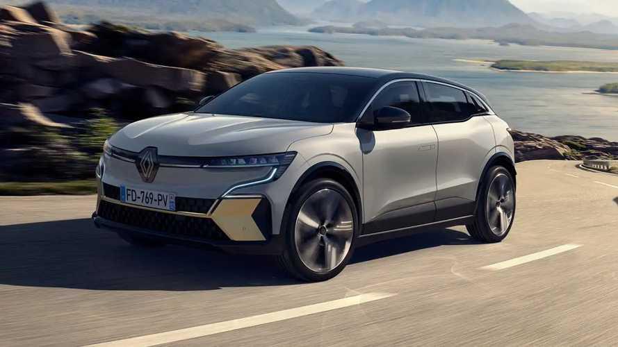 Renault Mégane E-Tech électrique - La gamme et les équipements