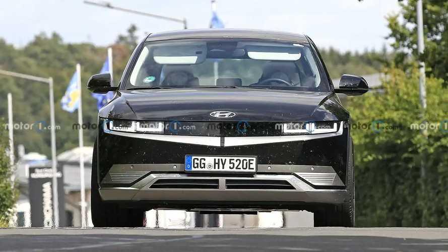Hyundai Ioniq 5 N Casus Fotoğrafları